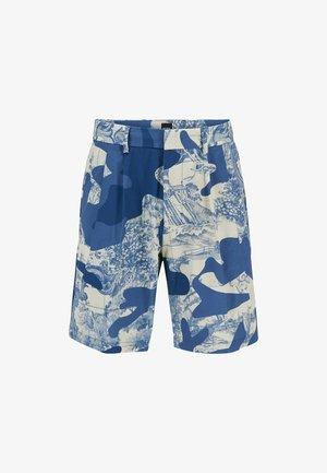 KEDNO - Shorts - blue