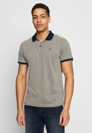 Polo shirt - deep lichen green
