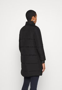 Calvin Klein - LOGO PUFFER COAT - Winter coat - black - 3