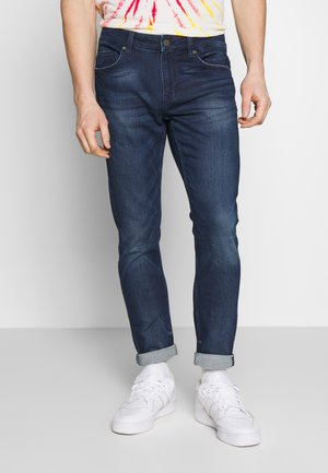 ONSLOOM ZIP - Slim fit jeans - blue denim