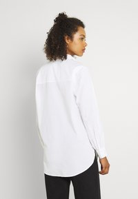 ONLY - ONLNORA NEW SHIRT - Blouse - white - 2