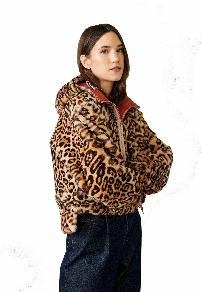 Bellerose - REVERSIBLE  - Light jacket - orangebraun