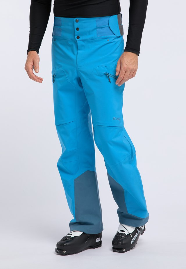 CREEK - Pantaloni da neve - blue