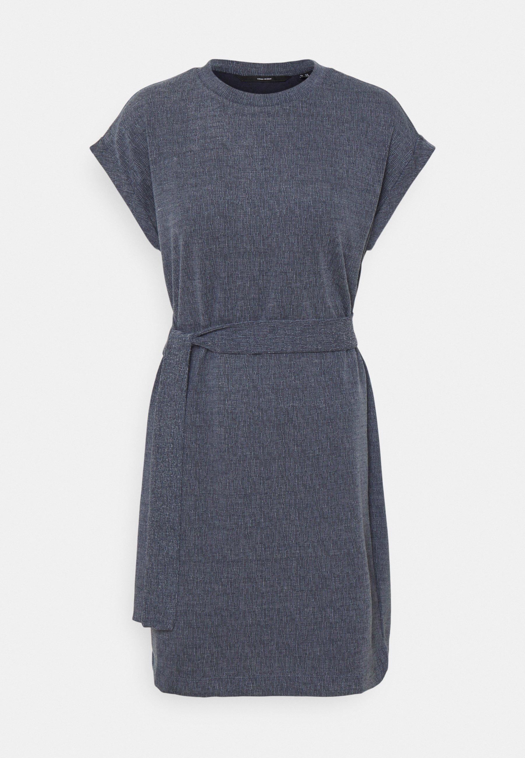Women VMKIARA WIDE DRESS - Jersey dress