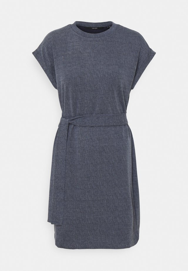 VMKIARA WIDE DRESS - Jerseyjurk - navy blazer