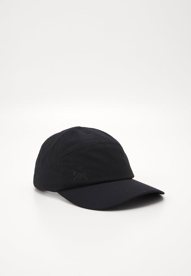 ELAHO UNISEX - Cappellino - black