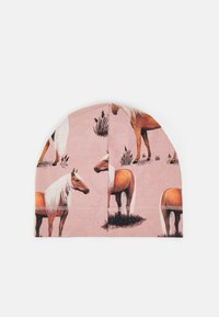 Walkiddy - BEANIE BEAUTY HORSES UNISEX - Beanie - pink - 1