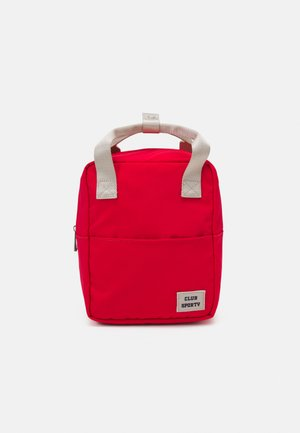 MINI BACKPACK UNISEX - Rucksack - red