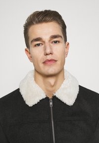 Solid - JACKET LINTON - Light jacket - dar grey - 3