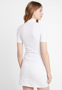 Tommy Hilfiger - DORY HIGH  - T-shirt basique - white - 2