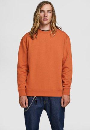 JJESOFT  - Sweatshirt - umber