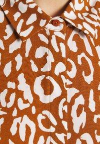 Object - OBJBAY - Button-down blouse - sugar almond/white - 4