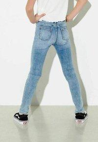 Kids ONLY - KONBLUSH - Jeans Skinny Fit - light blue denim - 1