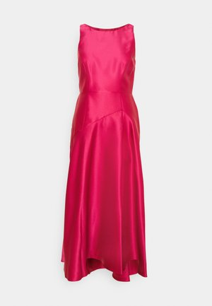 MIKADO DROP WAIST GOWN - Occasion wear - camellia