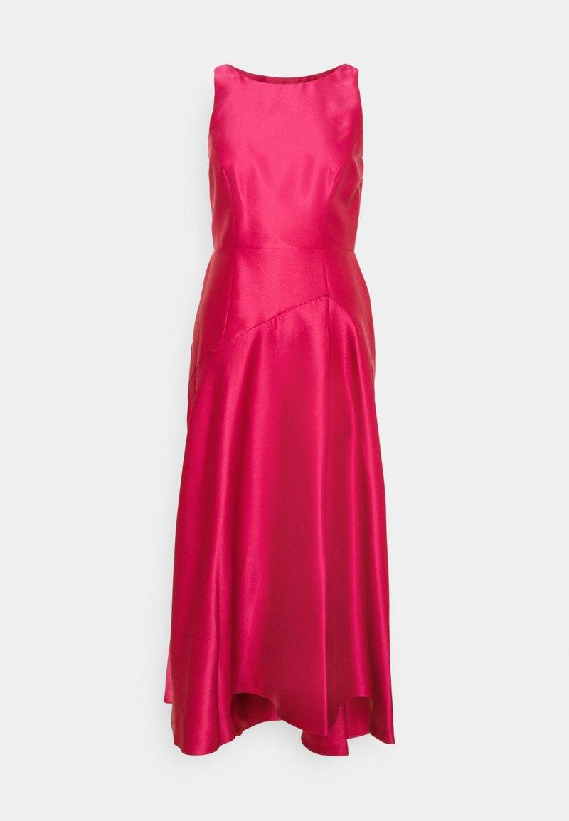 Adrianna Papell - MIKADO DROP WAIST GOWN - Společenské šaty - camellia