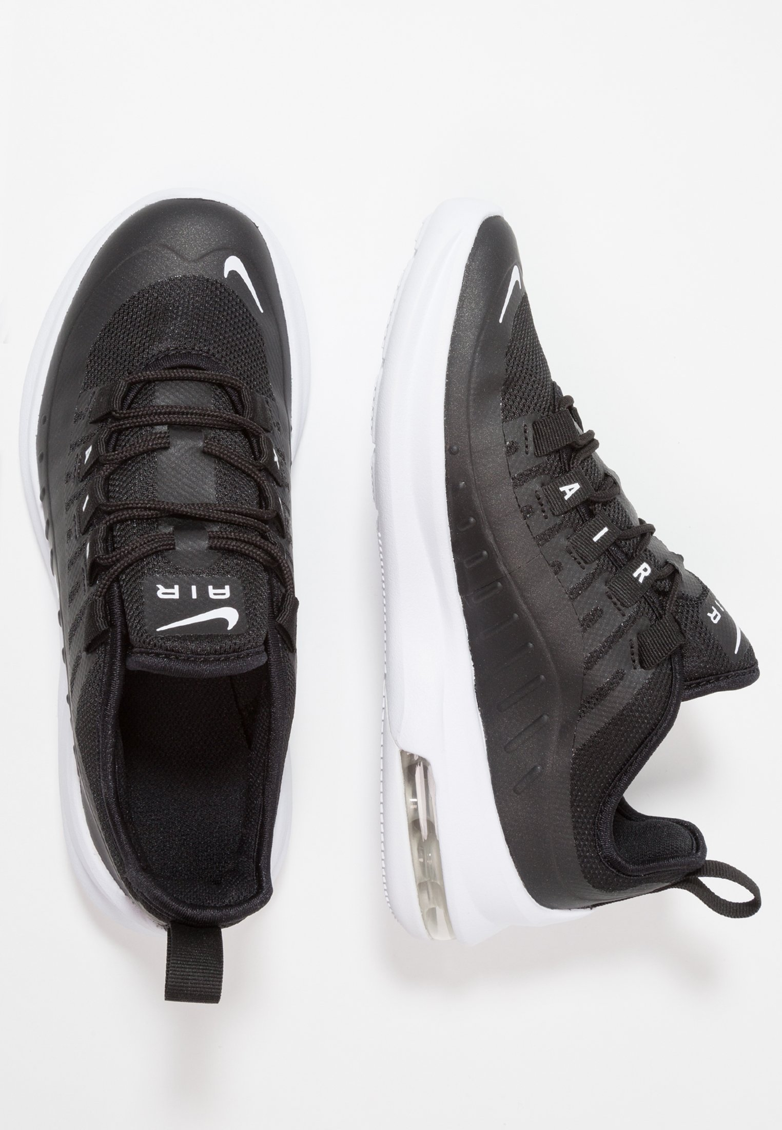 AIR MAX AXIS - Sneakers laag - black/white