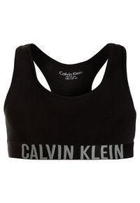 Calvin Klein Underwear - BRALETTE 2 PACK - Biustonosz bustier - grey heather/black