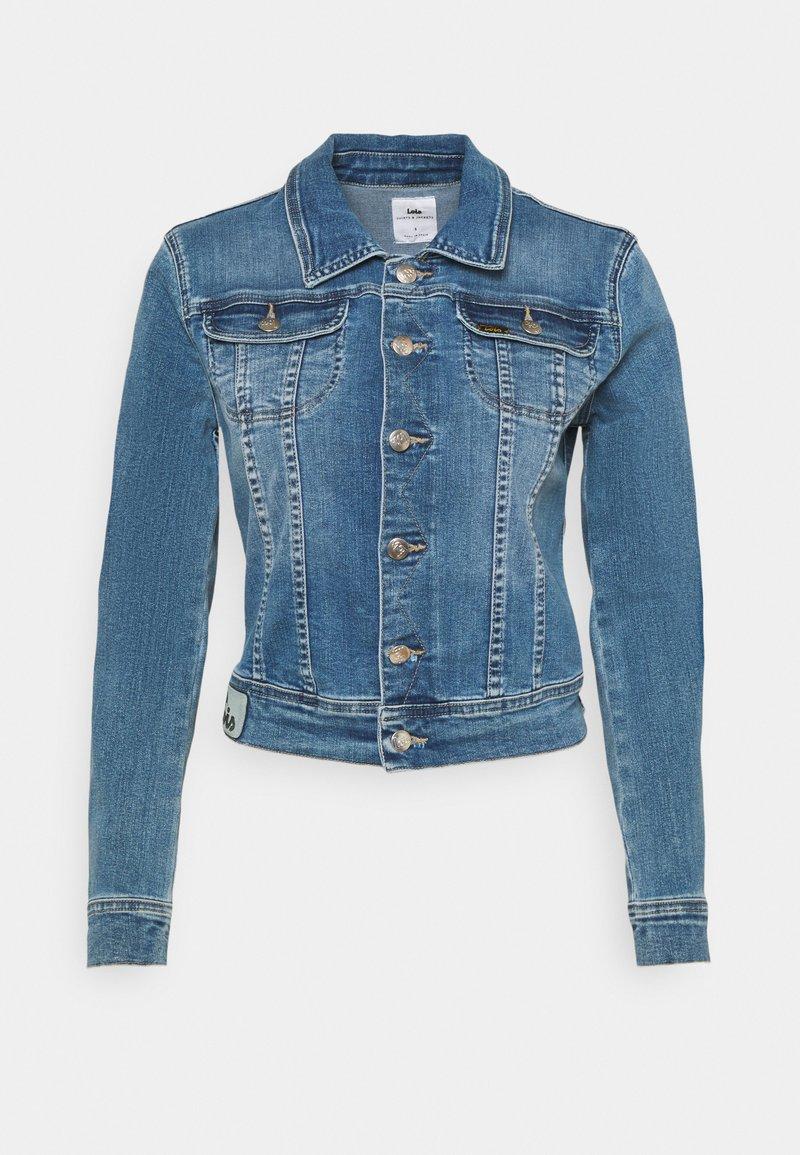 LOIS Jeans - THE TORERO  - Džínová bunda - blue denim