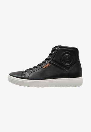 SOFT 7 - Sneakers hoog - black