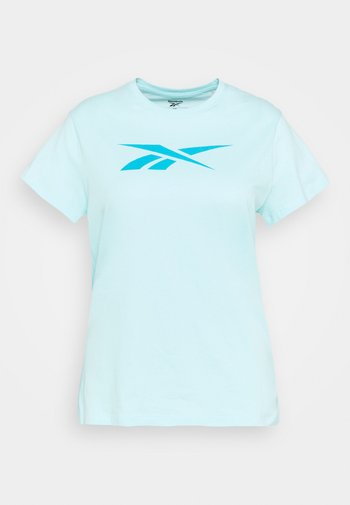 GRAPHIC VECTOR TEE  - Print T-shirt - digital glow