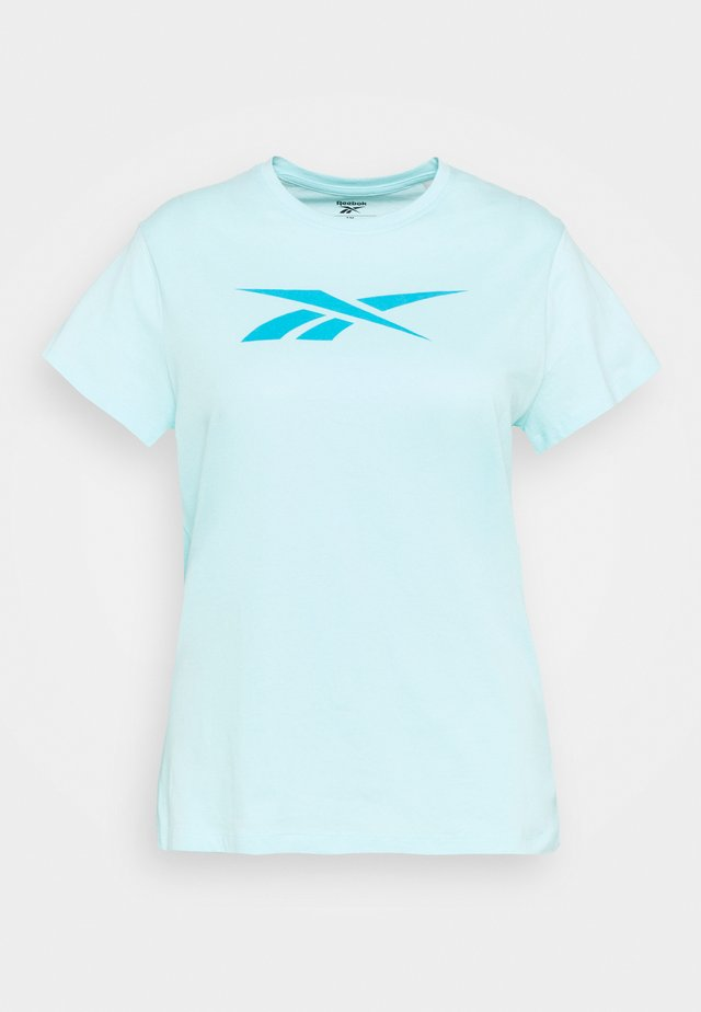 GRAPHIC VECTOR TEE  - T-shirt con stampa - digital glow