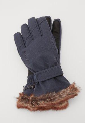 KIM - Gloves - gray ink spark