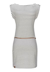 Ragwear - Jersey dress - weiß - 2