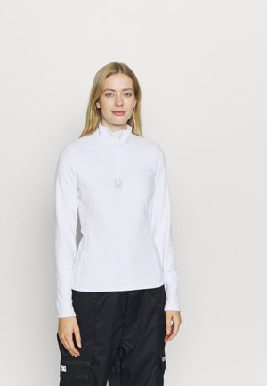 SHIMMER BUG - Fleece jumper - white