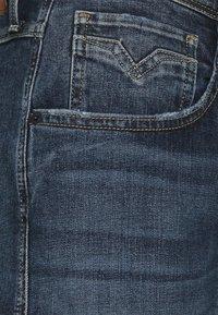 Replay - ANBASS - Straight leg jeans - dark blue denim - 6