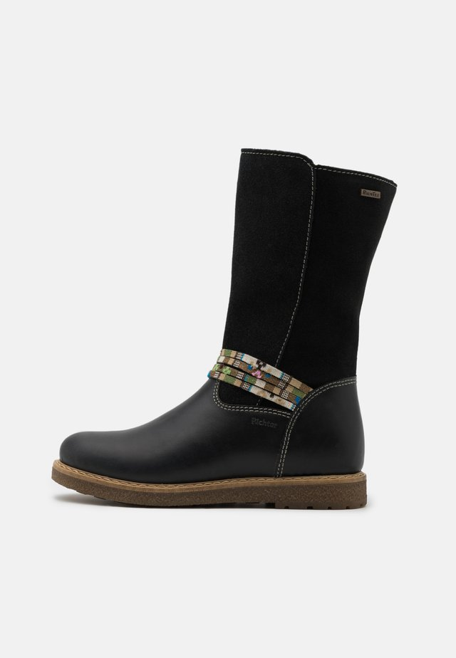 GRETA - Winter boots - black