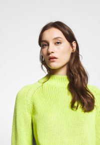 Whistles - CHUNKY MIX - Pullover - yellow - 4