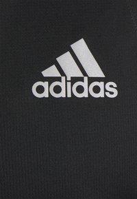 adidas Performance - SINGLET - Top - black - 5