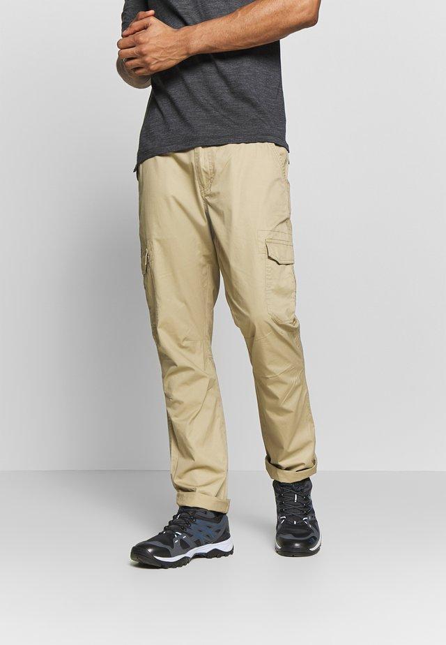 ARGO - Kalhoty - beige
