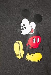 GAP - MICKEY - Print T-shirt - charcoal grey - 5
