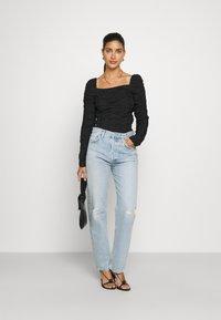 Agolde - 90'S PINCH WAIST - Straight leg jeans - flashback/light indigo - 1