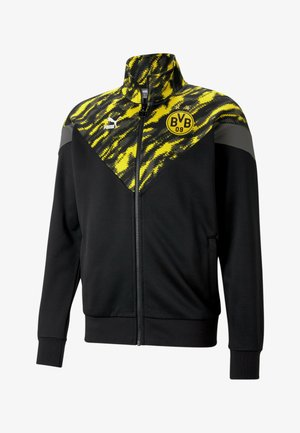 Trainingsvest -  black cyber yellow