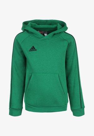 CORE 18 KAPUZENPULLOVER KINDER - Hoodie - bright green