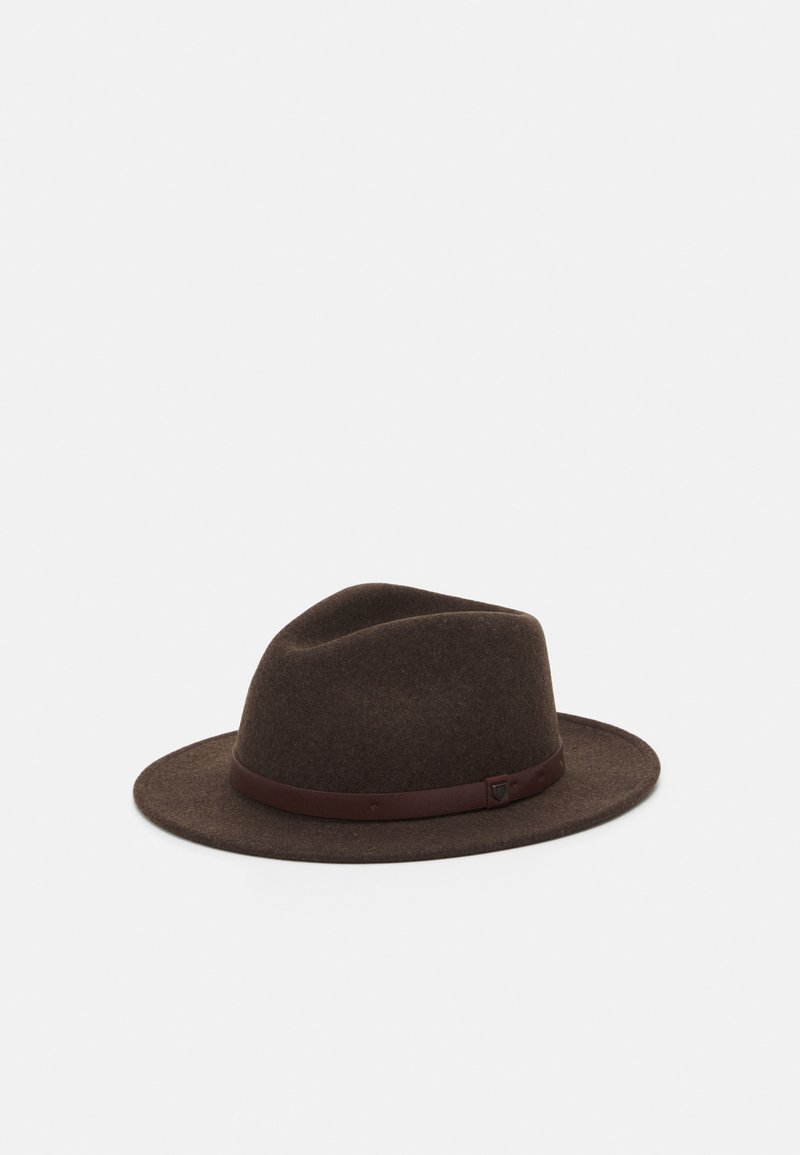 Brixton - MESSER FEDORA - Hat - heather brown