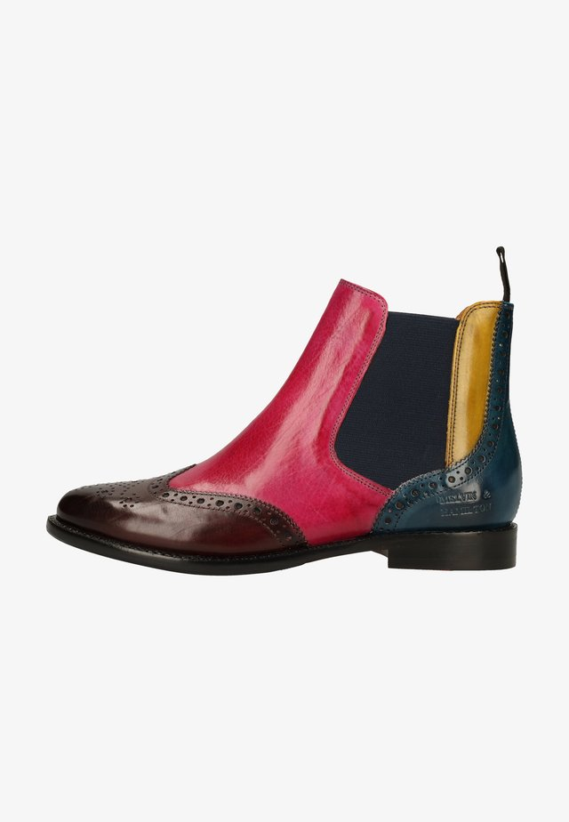 Ankle boot - multi