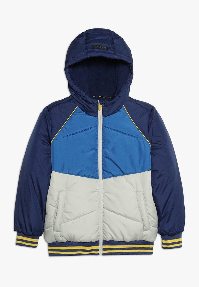 Esprit - PARKA - Winterjas - marine blue