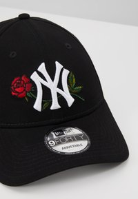 New Era - MENS TWINE MLB 9FORTY - Cappellino - black - 7