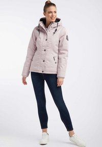 Schmuddelwedda - Waterproof jacket - light pink - 1