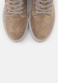 Kennel + Schmenger - ELA - Platform ankle boots - biscuit - 5