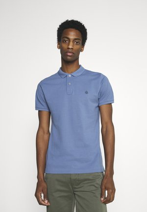 BASIC SLIM - Poloshirt - medium blue