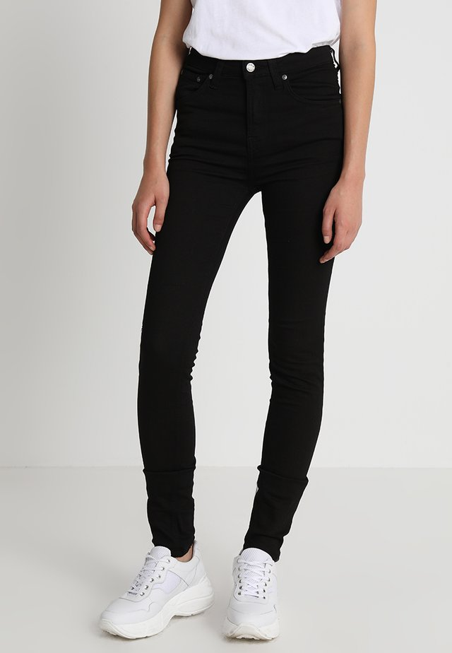 HIGHTOP TILDE - Jeans Skinny Fit - raven black