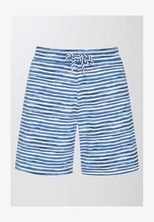 Pyjama bottoms - pacific blue