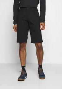 Fox Racing - RANGER UTILITY SHORT 2-IN-1 - Sports shorts - black - 0