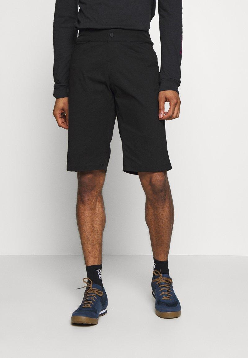 Fox Racing - RANGER UTILITY SHORT 2-IN-1 - Sports shorts - black