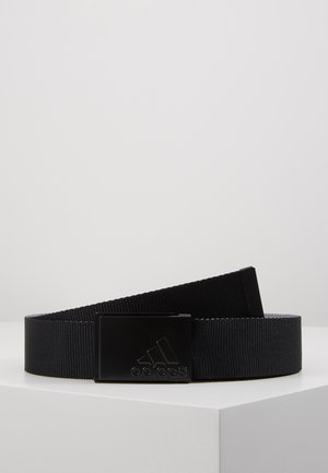REVERS BELT - Pasek - black