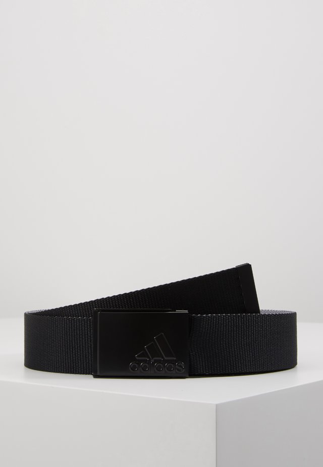REVERS BELT - Cintura - black